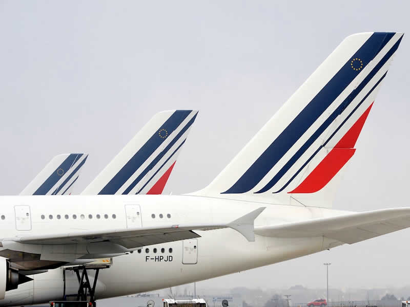 Come annullare volo Air France