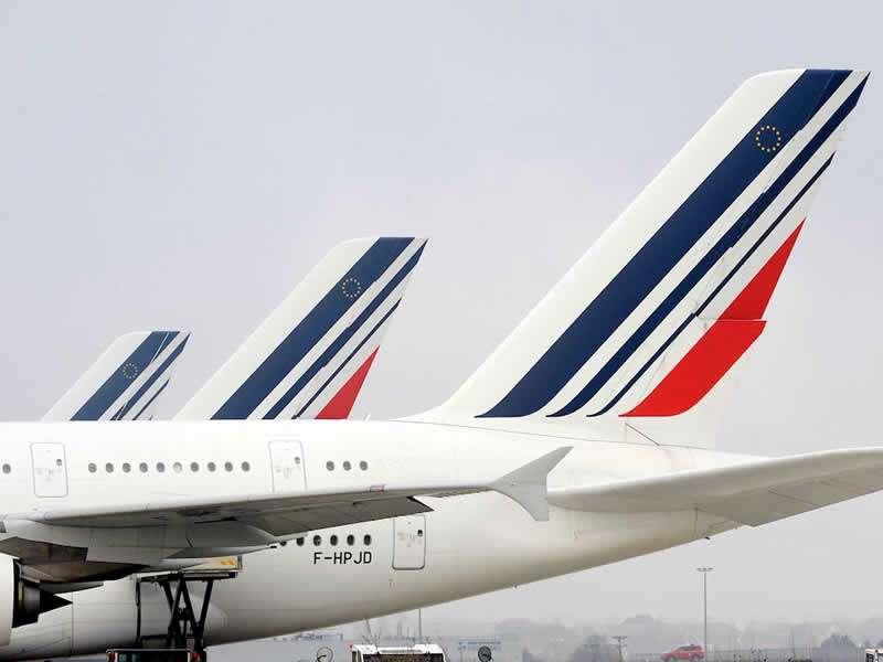 Come annullare volo Air France