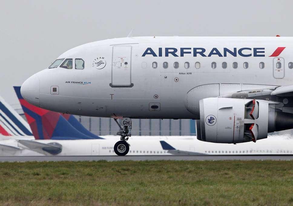ritardo volo airfrance