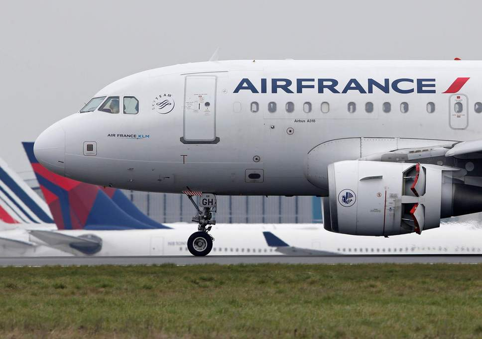 rimborso volo airfrance