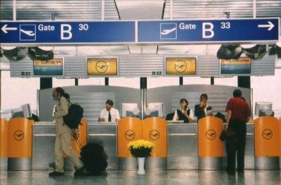 stampare carta imbarco aeroporto