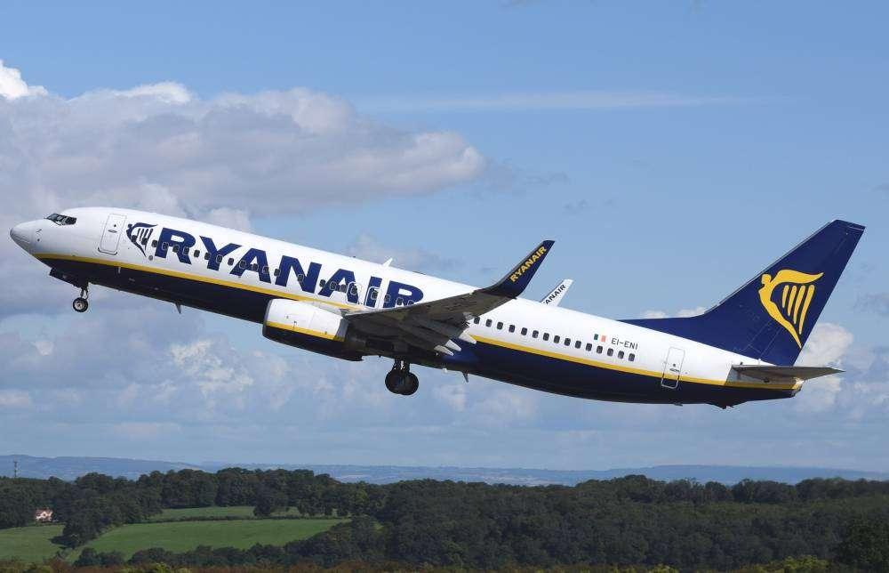 Ryanair rimborso bagaglio danneggiato