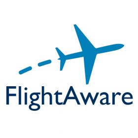 voli in tempo reale con FlightAware