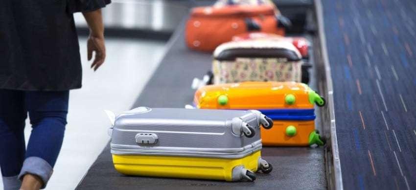 Oggetti vietati nel bagaglio da stiva