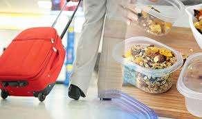 cibi nel bagaglio a mano