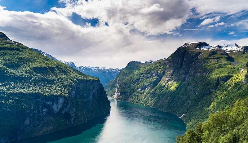 fiordi norvegesi luglio