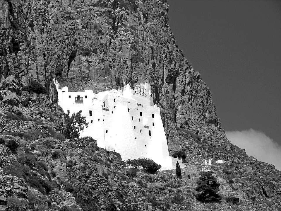 Monastero Amorgos