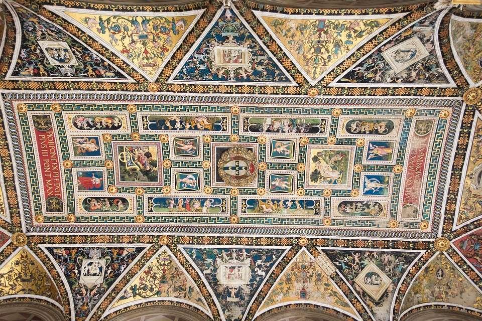 Siena: Santa Maria della Scala