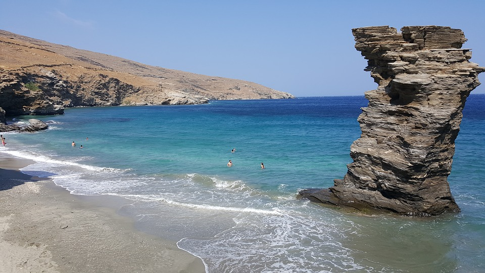 isola andros