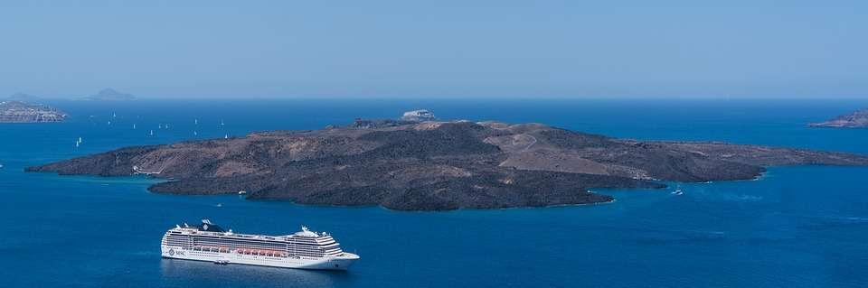 isole grecia come arrivare