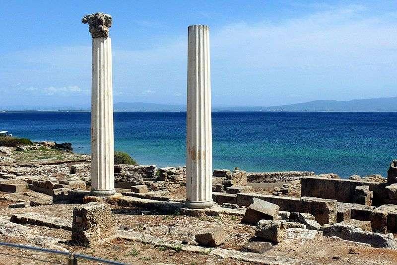 Spiagge Sardegna: Spiaggia di Tharros