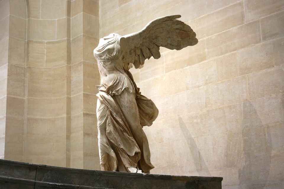 samotracia statua nike