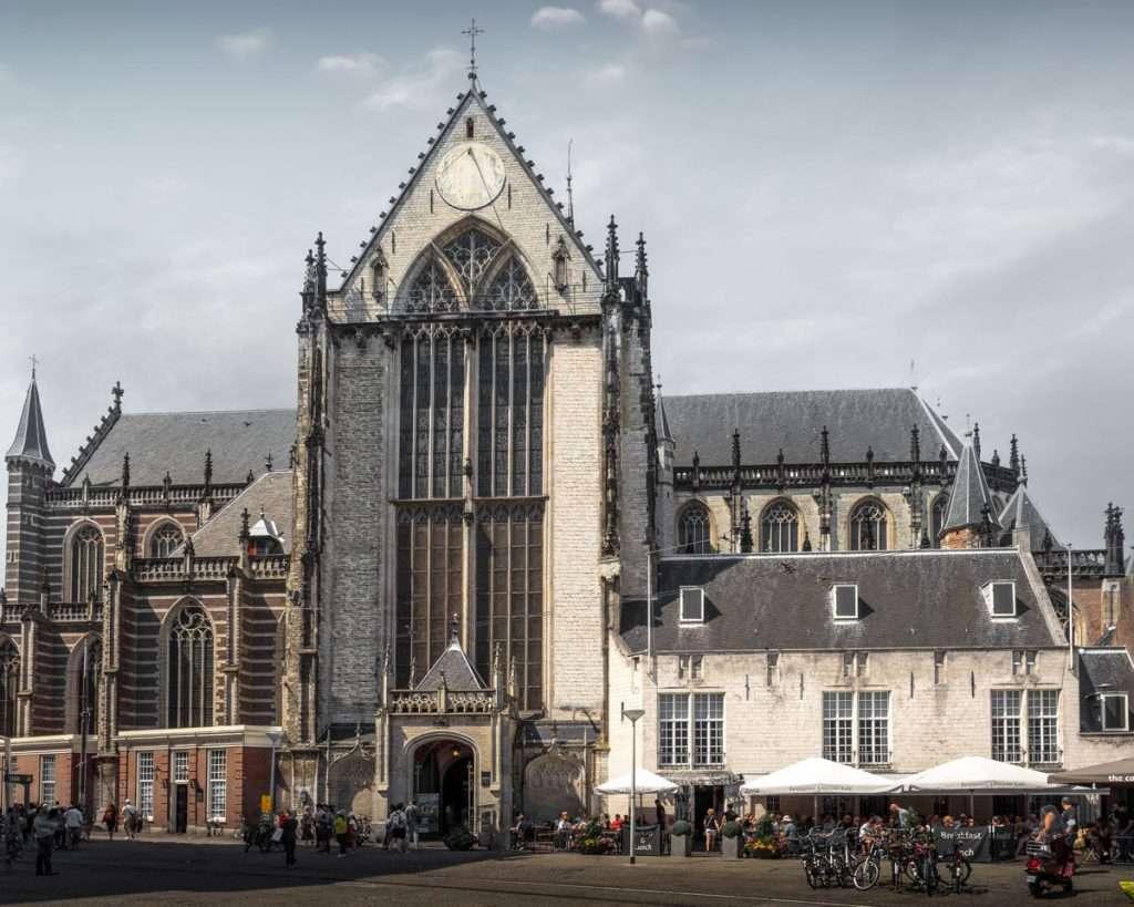 Nieuwe Kerk piazza dam