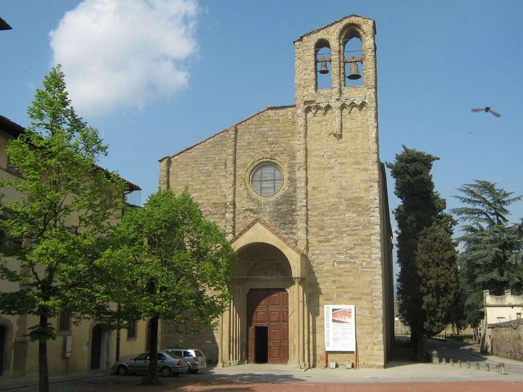 arezzo Basilica di San Domenico