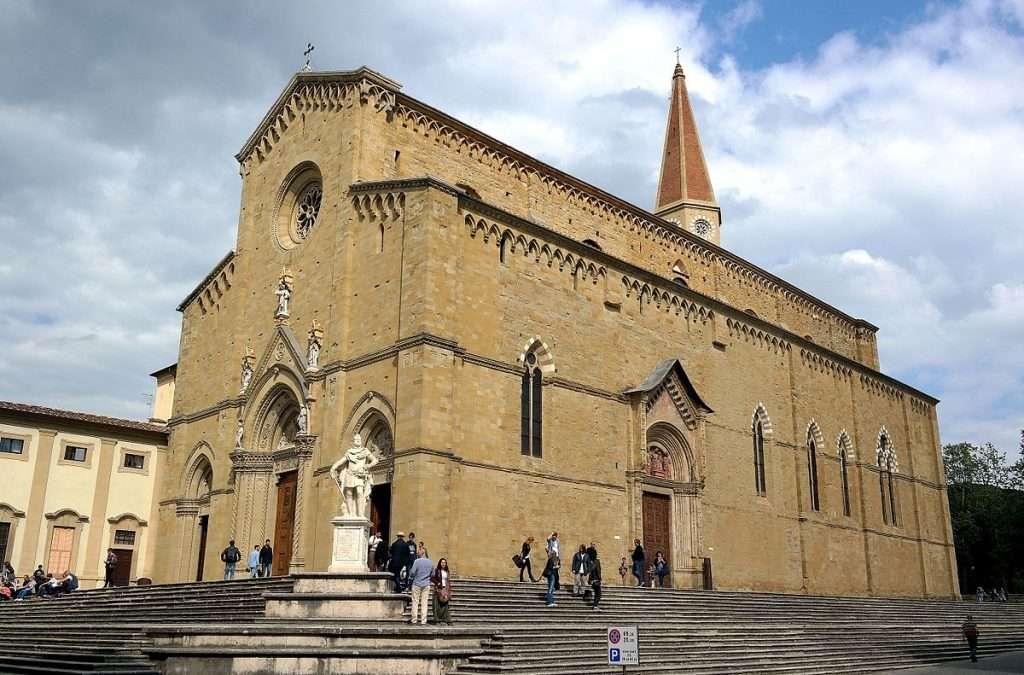 arezzo Duomo di San Donato