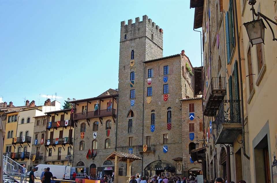 Arezzo, cosa vedere