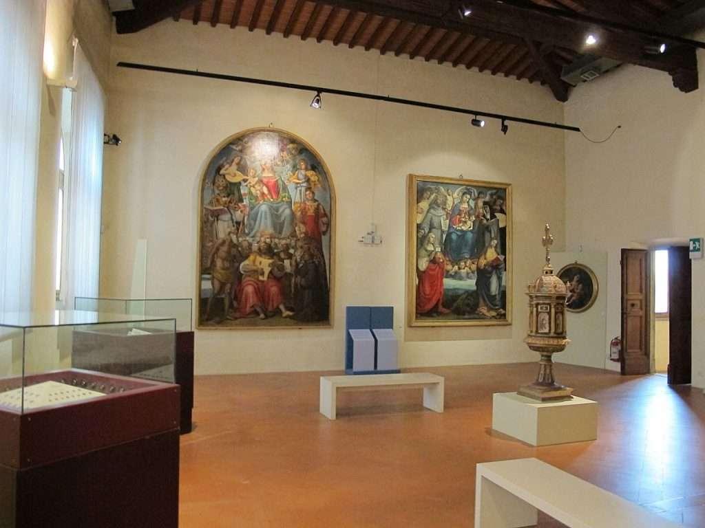 arezzo museo arte medievale e moderna