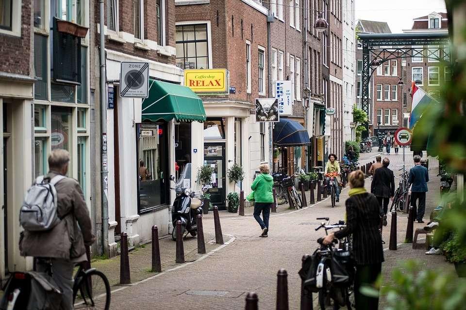 Piazza Leidseplein amsterdam