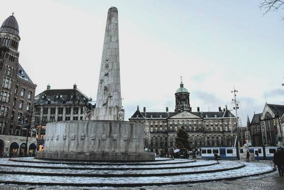 Nationaal Monument piazza dam