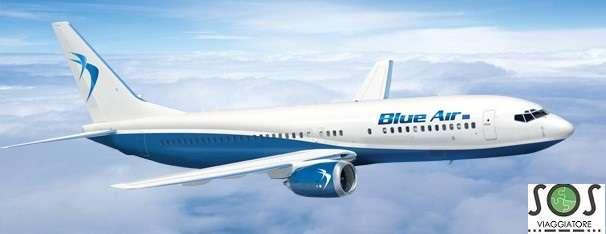 Rimborso cancellazione volo Blue Air