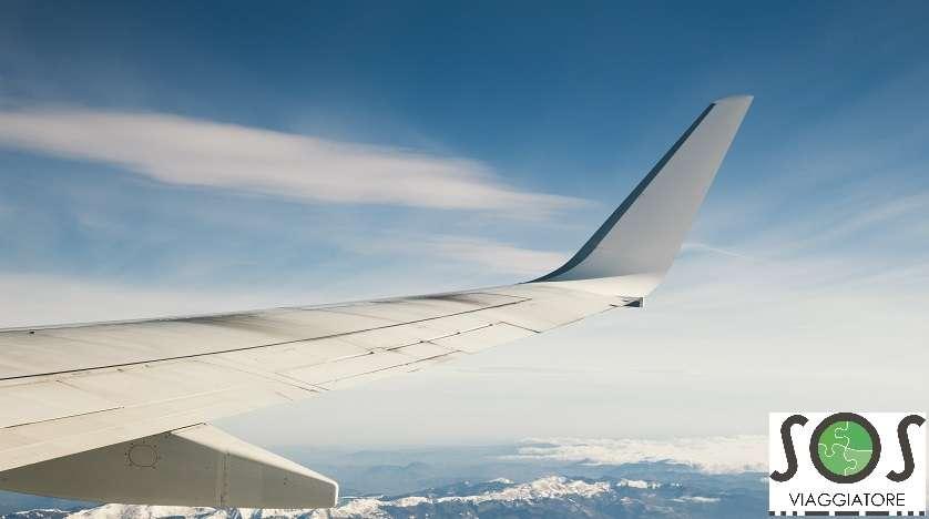 rimborso biglietto aereo