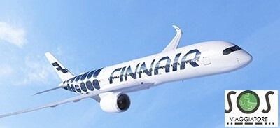 Rimborso volo Finnair