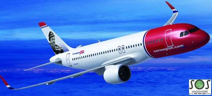 Rimborso volo Norwegian Air Shuttle