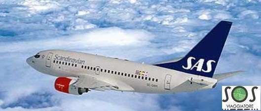 Rimborso volo Scandinavian Air Lines