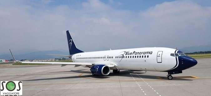 Rimborso volo Blue Panoramo
