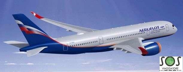Rimborso cancellazione volo Aeroflot