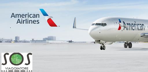rimborso volo American Airlines
