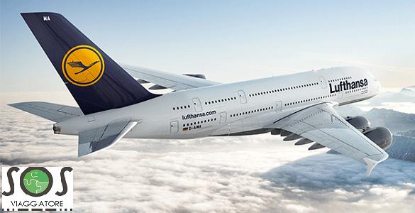 Rimborso Lufthansa come richiederlo
