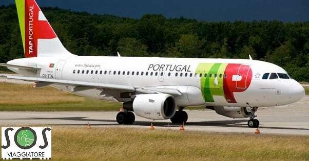 Rimborso volo Tap Portugal