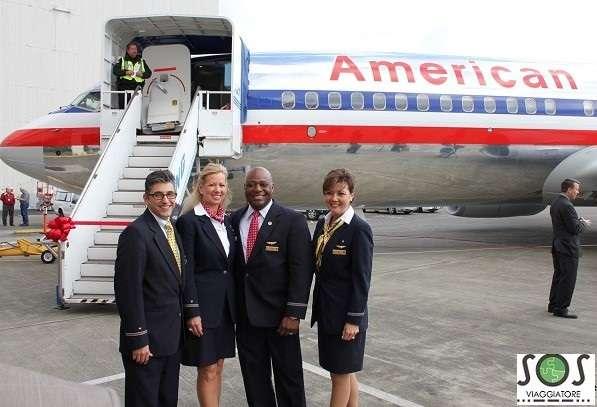 Bagaglio smarrito American Air Lines
