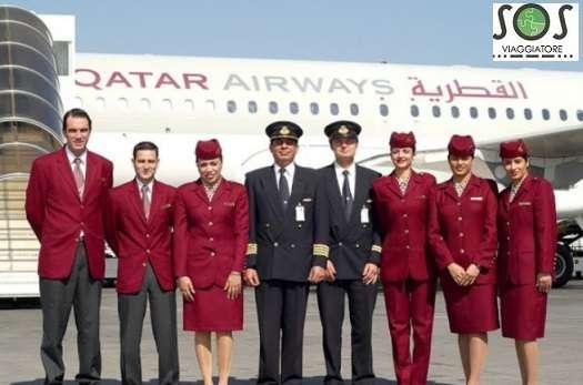 Bagaglio smarrito QATAR AIRWAYS