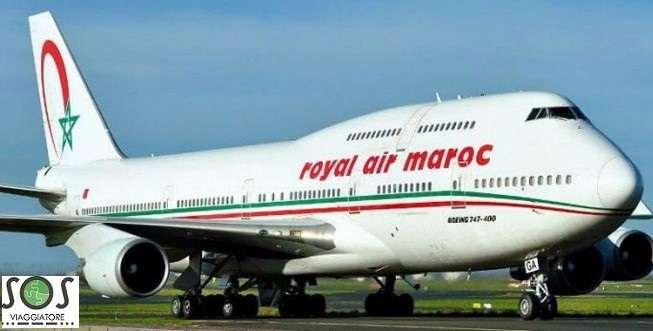 bagaglio danneggiato royal air maroc