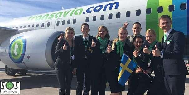 Cosa fare per ottenere il rimborso per bagaglio danneggiato Transavia?