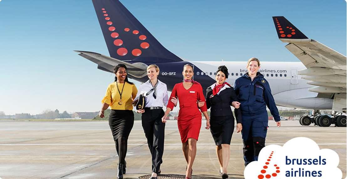 cosa fare in caso di bagaglio danneggiato Brussels Airlines