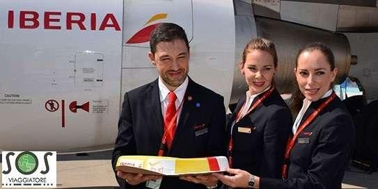 Bagaglio danneggiato Iberia