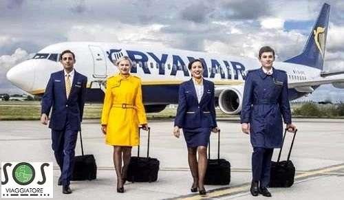 Rimborso bagaglio danneggiato Ryanair