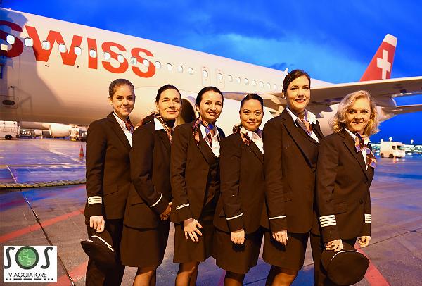 bagaglio danneggiato Swiss Air