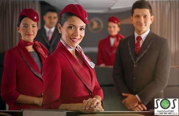 Bagaglio smarrito da turkish airlines. Richiedi assistenza gratuita online.