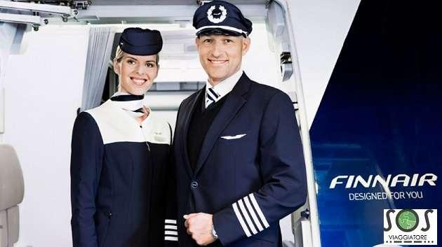 bagaglio smarrito Finnair