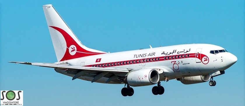 Rimborso volo Tunisair
