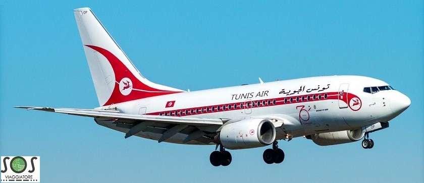 Tunis Air rimborso del biglietto aereo per motivi di salute