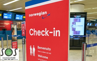 Come fare il check in online con Norwegian