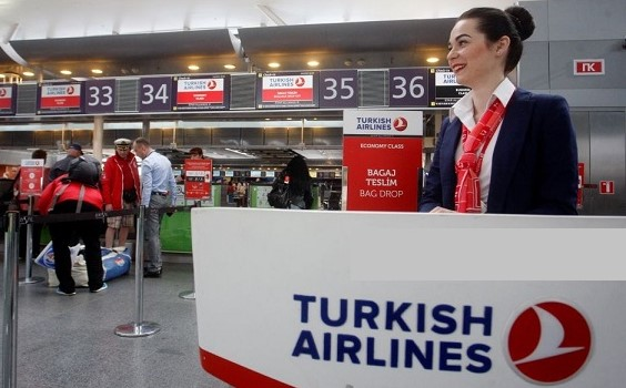 Come fare il check in online con Turkish