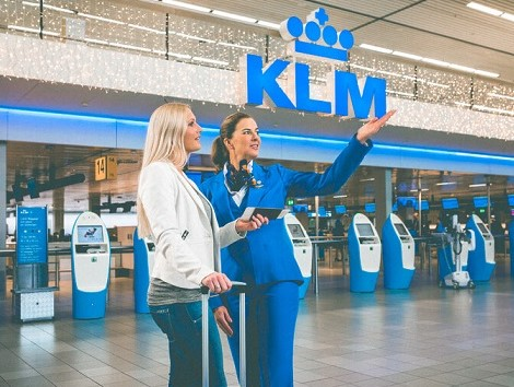 Come fare il check in online con KLM