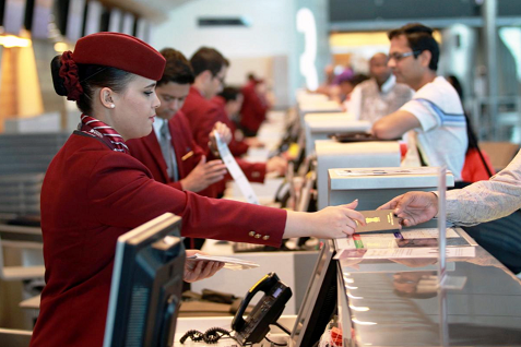 Come fare il check in online con Qatar Air Ways