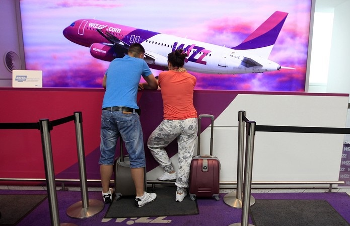Wizz Air: come fare il check in online